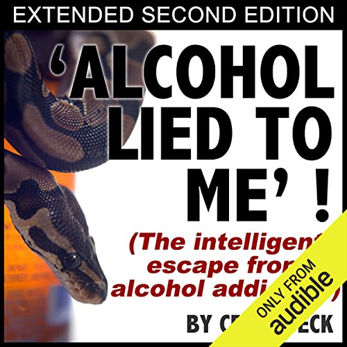 Alcohol Lied To Me - Extended Edition cover art