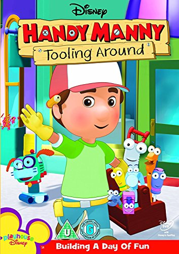 Handy Manny - Tooling Around [UK Import]