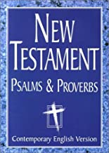 Extra Large Print New Testament with Psalms and Proverbs