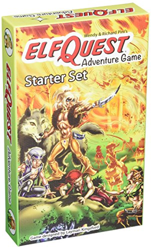 Elfquest Adventure Game: N/A