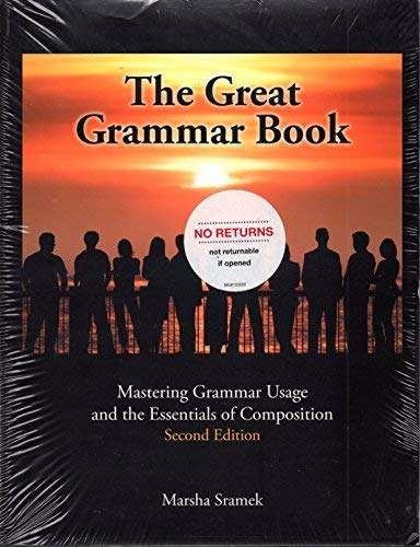 Price comparison product image GREAT GRAMMAR BOOK-STUDENT TEXT