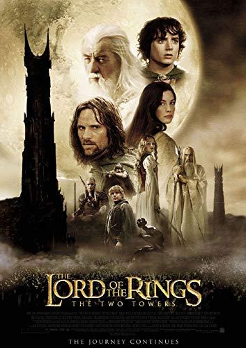 My Little Poster Cartel póster El Señor de los Anillos II Classic 2000 Película