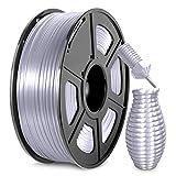 Filamento PLA de Seda Para Impresora 3D 1,75, Filamento Plat