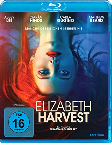 Elizabeth Harvest [Blu-ray]