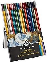 Prismacolor 2428 Premier Verithin Colored Pencils, 36 Piece