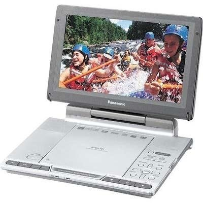 Buy Bargain Panasonic DVD-LS91 Portable DVD Player