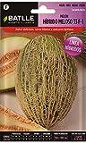 Semillas Hortícolas Híbridas - Melón Meloso Híbrido - Batlle