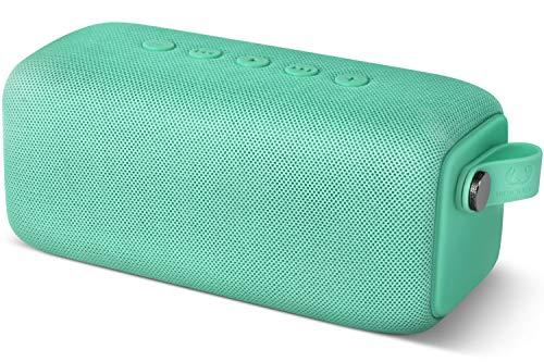 Fresh 'n Rebel ROCKBOX BOLD M Misty Mint | Wasserdichter IPX7 Bluetooth Lautsprecher