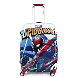 Humty Dumty Disney Spiderman Blue Polycarbonate 22 Inch / 55.8 cm Kids Hard