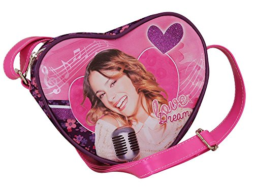Herzbeutel Violetta Disney Dream Heart