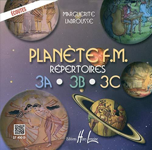 Planète F.M. Volume 3A - répertoire et théorie
