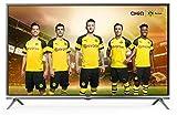 CHiQ 81cm (32 zoll) L32G5000 Smart HD LED-Fernseher,Netflix YouTube Triple Tuner, HDMI USB CI+, H.265, Dolby Plus, Grau Metal [Energieklasse A]