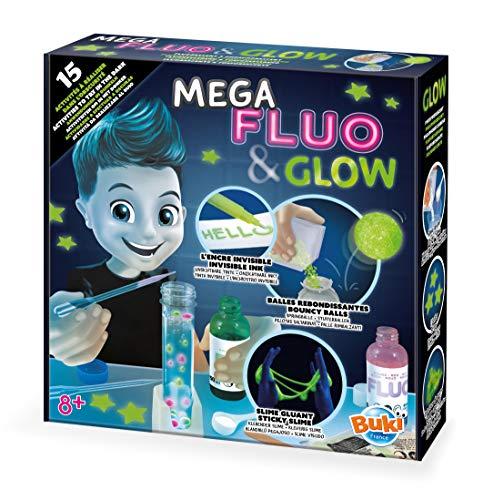 Buki France- Mega Glow & Fluo, Color (2162)