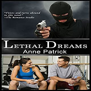Lethal Dreams audiobook cover art