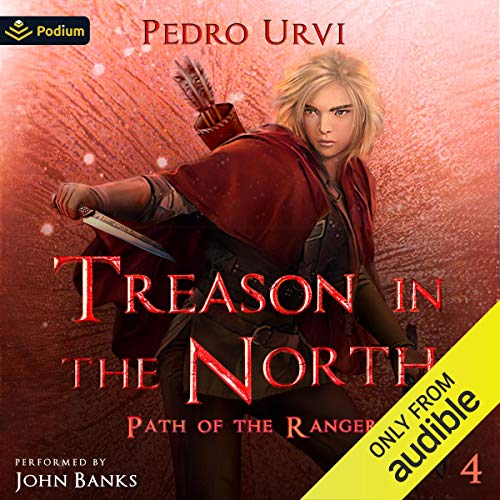 Treason in the North Audiobook By Pedro Urvi cover art