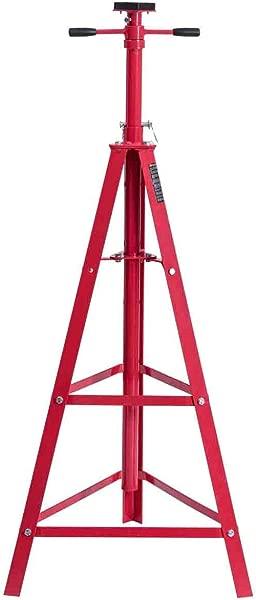 Toolsempire Underhoist Tripod Stand 2 Ton High Lift Jack Stand Reach Under Hoist Stand