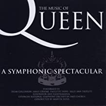Music of Queen: Symphonic Spectacular