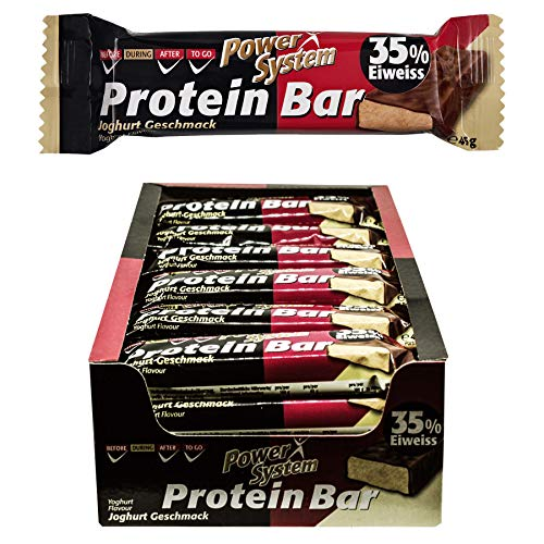 Power System Protein Bar 35% - 24 x 45g (Mix)