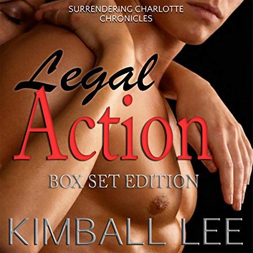 Legal Action Box Set Edition: Book 1-4 audiobook cover art
