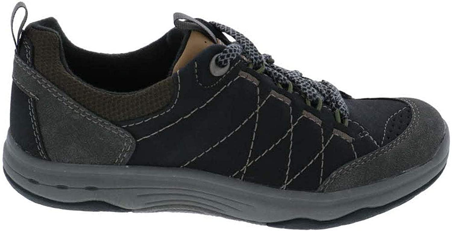 Earth Origins Flinn Women's Black 6 Medium US