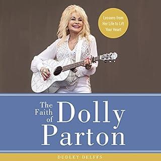 The Faith of Dolly Parton audiobook cover art