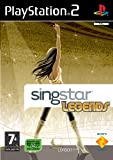 SingStar Legends - Solus (PS2)