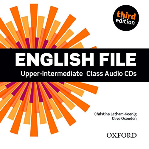 English File third edition: English file 3rd u-int: cl . ConCD