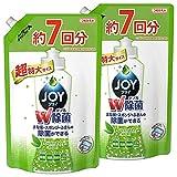 ジョイコンパクト W除菌 緑茶の香り つめかえ用 超特大 1065ml×2個