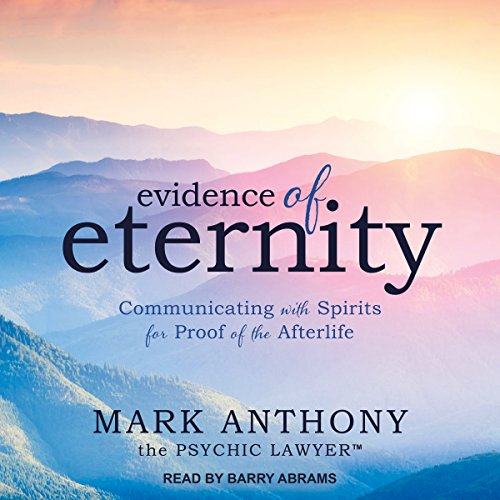 Evidence of Eternity audiobook cover art