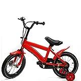 MINUS ONE Bicicleta para niñas de 14 Pulgadas Bicicleta para niñas Bicicleta para niños con...