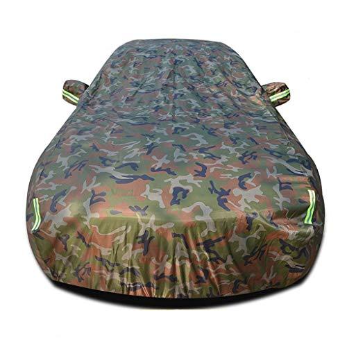 LUXZ-Autoabdeckung Kompatibel mit Citroen Berlingo Outdoor Car Cover for Automobile Wasserdicht Allwetterauto Stoff atmungsaktiv Staub-Beweis-Auto-Schutz UV-Schutz Auto Zelt Windsicher