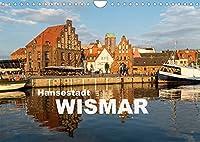 Hansestadt Wismar (Wandkalender 2022 DIN A4 quer): Die sehenswerte Altstadt der Hansestadt Wismar (Monatskalender, 14 Seiten )
