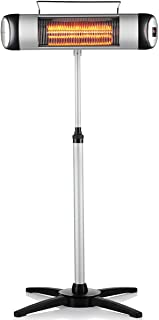 Best pole mounted infrared patio heater Reviews