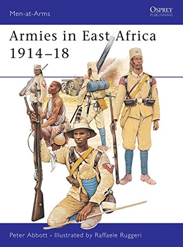 Armies in East Africa 1914-18: No.379 (Men-at-Arms)