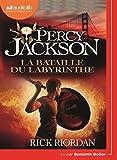 Percy Jackson 4 - Livre audio 1 CD MP3