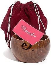 Hagestad Yarn Bowl -7