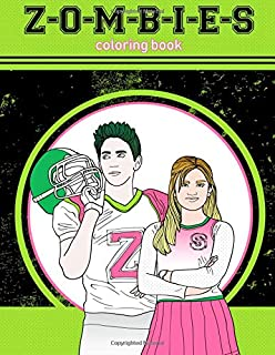 Best disney zombies coloring book Reviews