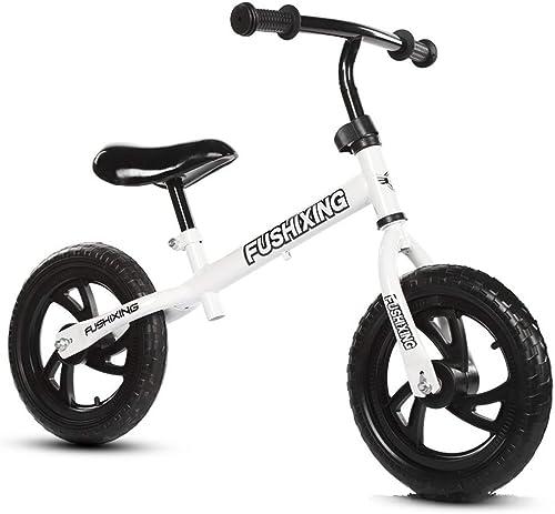 Entrega gratuita y rápida disponible. Steaean Equilibrio Coche Bicicleta Niño Equilibrio Walker Scooter Scooter Scooter Niños Dos Ronda  marca de lujo