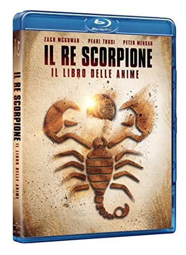 Il Re Scorpione - Il Libro Delle Anime (Blu-Ray)