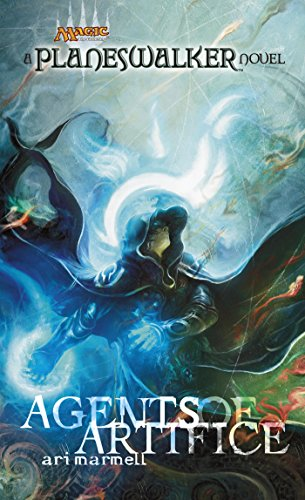 Agents of Artifice (Magic The Gathering: Planeswalker Book 1) (English Edition)
