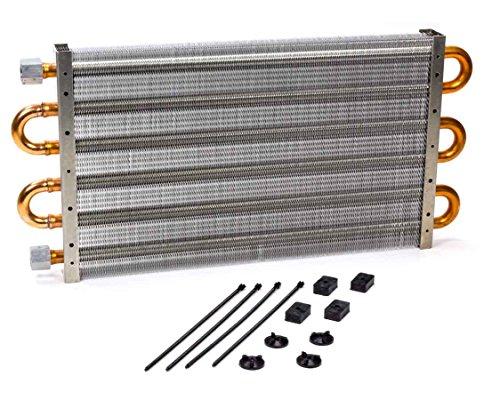 Flex-a-lite 45321 6-Pass Heavy Duty Oil Cooler - 32,000 GVW