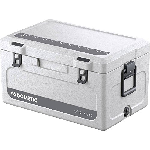 Dometic 9600000541 coolice Ci 42 pasivo de Nevera portátil, Mini de frigorífico, Ideal para Pesca...