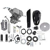 Changor Kit de Bici del Motor de Motor 50cc 50cc, paté de fricción en seco Hecho de Acero y PU