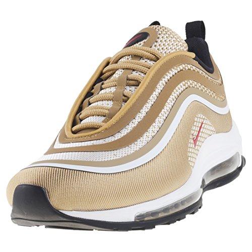 Nike Scarpe da ginnastica da uomo Air Max 97 Ul '17, Viola (gold), 45.5 EU