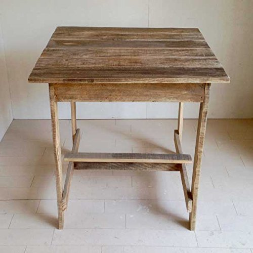リサイクルウッドカフェテーブル
