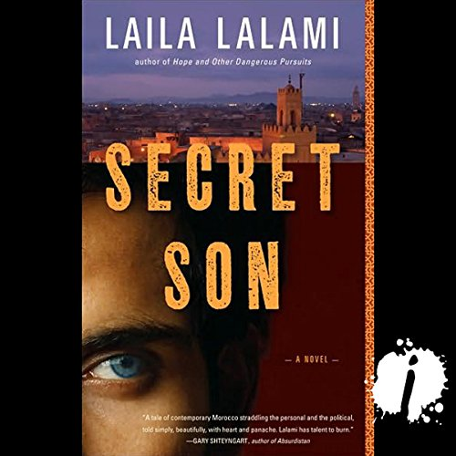 Secret Son audiobook cover art