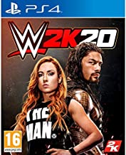 WWE 2K20 Regular Edition (PS4) - UAE NMC Version