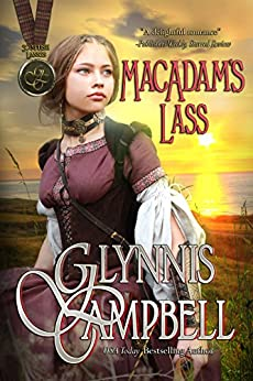 MacAdam's Lass (Scottish Lasses Book 2) by [Glynnis Campbell]
