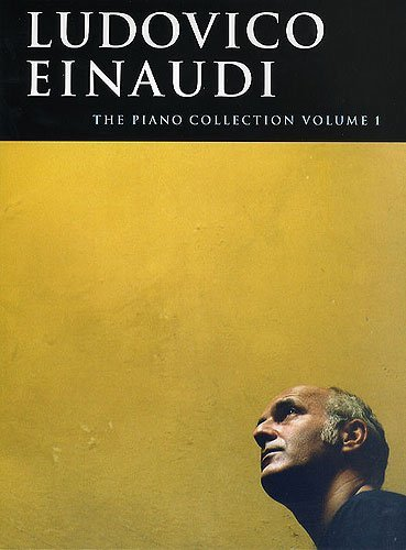Music Sales The Piano Collection Vol.1 -  Libro de partituras de Ludovico Einaudi (para piano, 14 piezas de Ancora a Una Mattina)