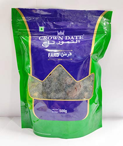 Dry Fruit Wala Date Crown Fard UAE Dates 1kg, 1 kg